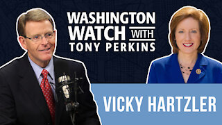 Rep. Vicky Hartzler Warns of the Military, Economic, and Human Rights Threats Posed by China