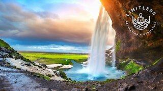 Relaxing Waterfall Sounds for Sleep   Fall Asleep & Stay Sleeping Music