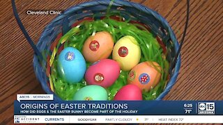 The BULLetin Board: Origins of Easter tradition