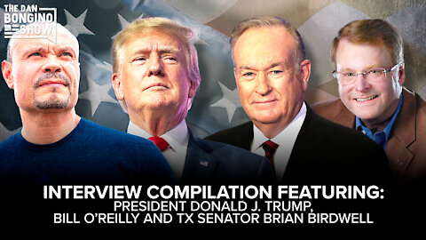 SUNDAY SPECIAL: Interviews with Donald Trump, Bill O'Reilly and Brian Birdwell
