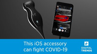 This iPhone accessory can help doctors fight coronavirus
