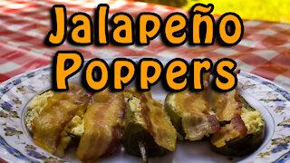 Dutch Oven Jalapeño Poppers