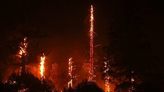 California Wildfire Prompts Evacuation Order For 1,700 Residents