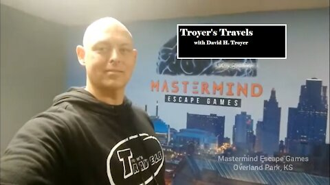 Mastermind Escape Games with Troyer's Travels