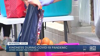 Kindness during COVID-19 pandemic