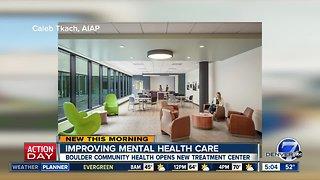 Boulder Community Health opens new mental health treatment center