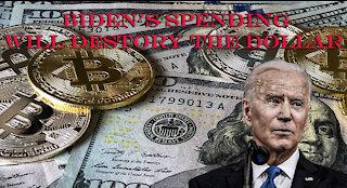 Cryptocurrency Versus Dollar