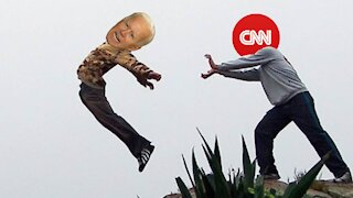 """CNN GOES AFTER BIDEN LIVE ON AIR: """"NOT MODERATE, UNIMPRESSIVE, TRIPPING OVER HIMSELF"""""""