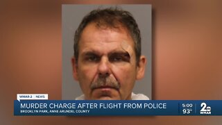 Murder charge after woman killed in flight from police