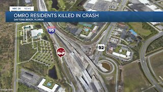 Omro residents killed in crash in Florida