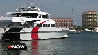 How will construction impact cross Bay ferry?