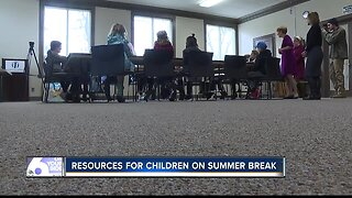WCA educates kids about healthy relationships