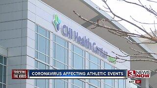 Coronavirus could affect NCAA tournament