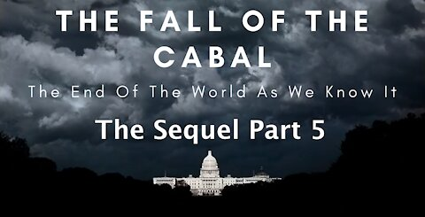 THE FALL OF THE CABAL   THE SEQUEL PART 5 (MIRROR)