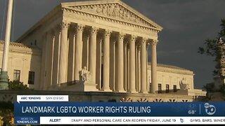 Landmark LGBTQ worker rights ruling