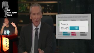 Bill Maher EVICERATES Fellow Liberals for Ignorance on COVID Facts