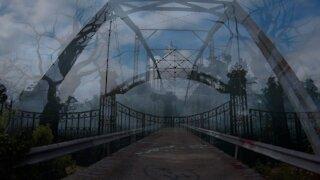 Exploring The Haunted Maxdale Bridge And Cemetery