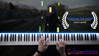 Lewis Capaldi - Someone You Loved (piano cover)