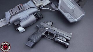 Sig P320 Wilson Combat Grip Can't Fight The Feeling