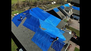 Drones help assess damage for insurance claims