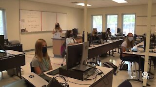 Martin County School Board lays out plan for next semester