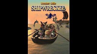 Donkey Ollie Adventure Shipwrecked.