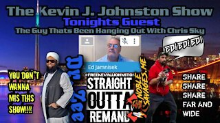 The Kevin J. Johnston Show Let Me Introduce You To Chris Sky's Muslim Buddy Dr. Zee
