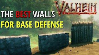 Wall Durability And Strength (Base Defense) - Valheim