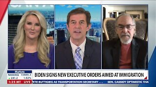 Biden To Sign New Executive orders aimed at Immigration