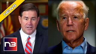 AZ Governor Gives Biden Some Advice for Dealing with Border Crisis