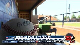 CSUB Baseball preparing for eventual return to the field