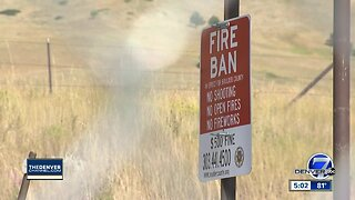 Fire restrictions in effect over holiday weekend