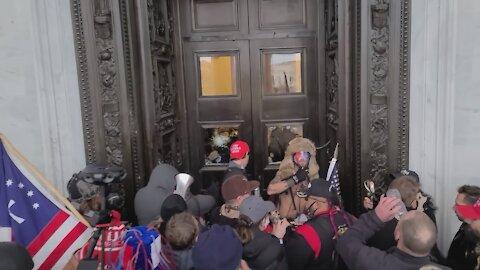 Jan 6 2021 Capitol Riot Coverage Part 4 (720p)
