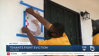 South Bay tenants fight eviction from homes