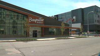 Braymiller Market nears completion in downtown Buffalo, hiring more than 60 employees