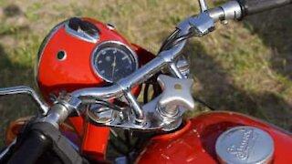 Faire de la moto chez soi, quelle idée!