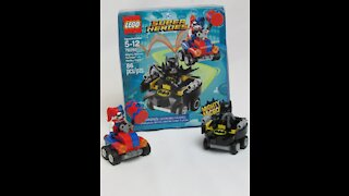 Lego Mighty Micros Batman vs Harley Quinn - Shorts