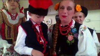 A celebration of Polish culture - Polish folk dances