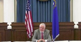 Gov. Sisolak: Nevada schools to remain closed
