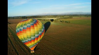 How to Survive a Hot Air Balloon Crash
