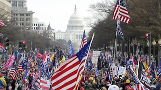 Trump Supporters Rally In D.C. Before Electoral College Vote