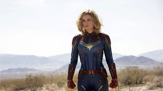 'Captain Marvel' Estimated To Make $100 Million In China Opening Weekend