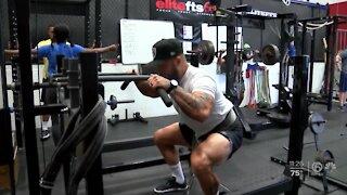 Daru Strong gym comes to Boca