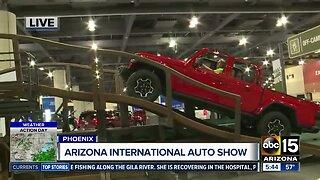 AZ International Auto Show Opens Thanksgiving Day in Phoenix