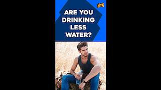 Top 4 Signs Your Body Will Tell You If You Are Dehydrated *