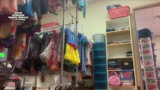 Empty Closet program aims to get foster children what they need and support foster parents