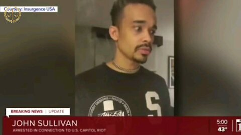 John Sullivan's Brother says He Was The Leader Of The Riot On Capitol Hill And Is Part Of Antifa