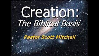 Creation - The Biblical Basis