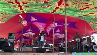 SOUTH AFRICA - Durban - Smoking Dragon Festival (Video) (jpM)