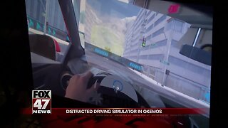 Students to get first-hand experience on dangers of distracted driving at Okemos High School Monday